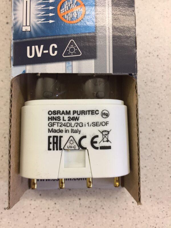 Osram Puritech UVC 24W-1
